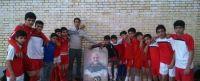 ادامه مطلب: برگزاری مسابقه فوتسال جام شهید «حاج حسین همدانی» در همدان