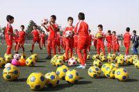 ادامه مطلب: استارت مدرسه فوتبال شهرداری با 370 نوآموز